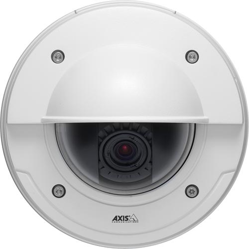 AXIS P3364-VE Netværkskamera - Farve, Monokrom - 1280 x 960 - 2,4x Optical - CMOS - Kabel - Fast Ethernet