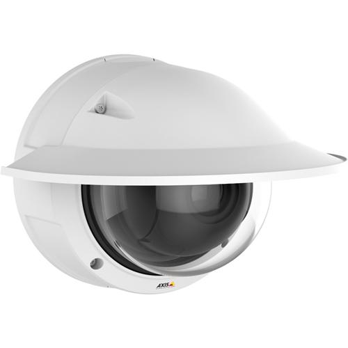 AXIS Q3617-VE 4 Megapixel Netværkskamera - Monokrom, Farve - MPEG-4 AVC, Motion JPEG, H.264 - 3072 x 2048 - 4,10 mm - 9 mm - 2,2x Optical - RGB CMOS - Kabel - Kuppel - Pendelmontering, Stangmontering, Loftsmontering, Vægmontering