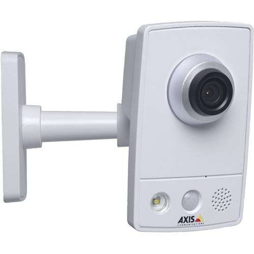 AXIS M1045-LW Netværkskamera - Kube - 10 m Night Vision - H.264 - 1920 x 1080 - Hjørnemontering, Vægmontering, Bordmontering