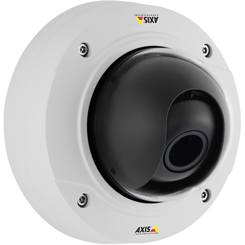 AXIS P3224-V Mk II 1,3 Megapixel Netværkskamera - Farve - 1280 x 720 - 2,80 mm - 10 mm - 3,6x Optical - Kabel - Kuppel - Monteringsbeslag