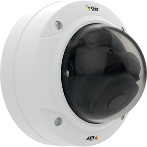 AXIS P3225-LVE MK II 2 Megapixel Netværkskamera - Farve - 1920 x 1080 - 3 mm - 10,50 mm - 3,5x Optical - Kabel - Kuppel - Monteringsbeslag