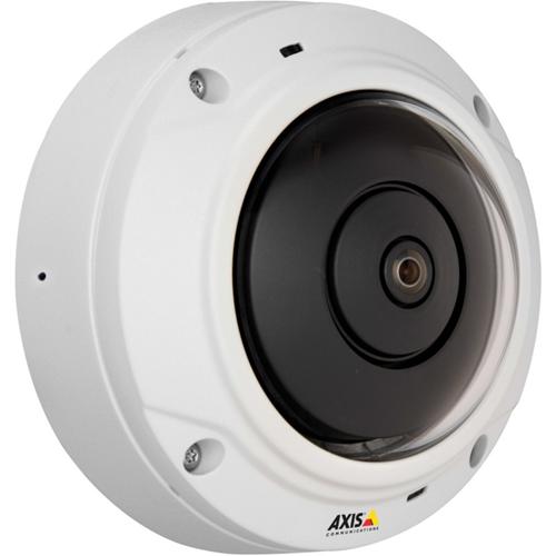 AXIS M3037-PVE Netværkskamera - Farve, Monokrom - MPEG-4 AVC, H.264, Motion JPEG - 2592 x 1944 - 1,27 mm - RGB CMOS - Kabel - Kuppel