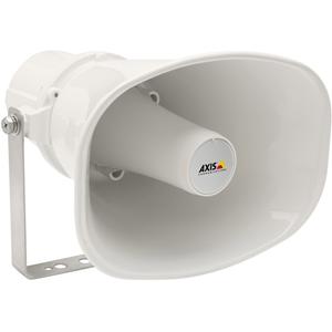 AXIS C3003-E Højtaler System - Trådløs højtaler(e) - Kan monteres på loftet, Stolpe monterbart, Væg Monterbar