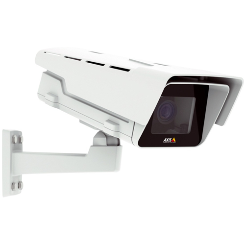AXIS P1367-E 5 Megapixel Netværkskamera - Farve - Kabel
