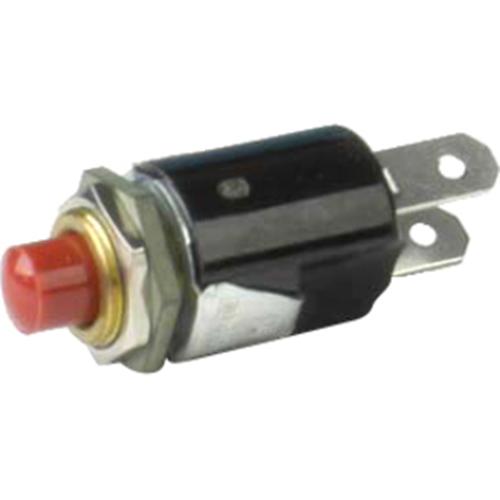 Alarm Controls K-13 Push knap - Red
