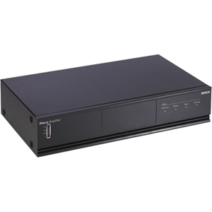 Bosch Plena LBB1935/20 Forstærker - 240 W RMS - Charcoal - 360 W PMPO - 50 Hz til 20 kHz - 760 W