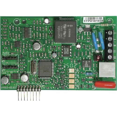 Texecom Premier Elite Kommunikationsmodul - Til Kontrolpanel