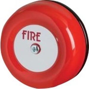 Fulleon Security Alarm - 28 V DC - 95 dB(A) - Hørbar - Red, Black