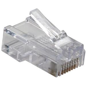 Connectix Netværk Forbindelsesstik - 1 Pakke - 1 x RJ-45 Han Netværk
