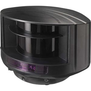 GJD D-TECT Bevægelsessensor - Trådløs - 25 m Motion Sensing Distance - Til montering på væg - Outdoor - Polycarbonat / Acrylonitril styrenacrylat (PC / ASA)
