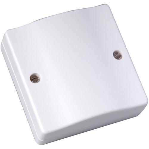 CQR Mounting Box - polystyren - Hvid