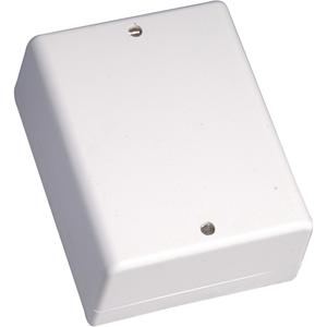 CQR JB737 Mounting Box - polystyren, Plastik - Hvid