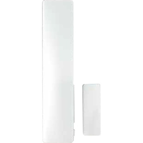 Honeywell Alpha Trådløs Magnetkontakt - 25 mm Gap - For Door, Window - Vægmontering - Hvid