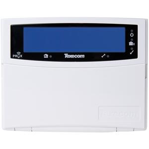 Texecom Premier Elite Sikkerhedstastatur - Til Kontrolpanel - Polymer