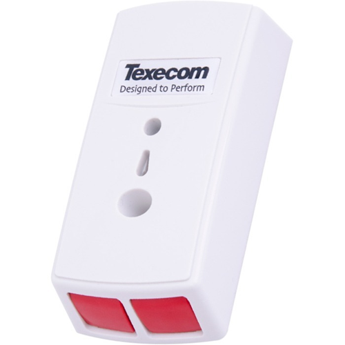 Texecom Premier Elite PA DP-W Push knap Til Residential, Kommercial