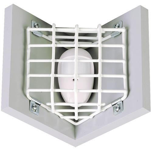 STI Sikkerhedsdække til Brandsikringssystem - Vandalsikret, Beskadigelsesbestandig - Stål - Hvid