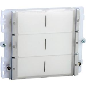 Comelit IKALL til Dørindgangspanel, Intercomsystem - Door, Indoor, Outdoor - Vejrbeskyttende - Metal - Blå, Hvid, Lysblå