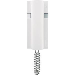 Comelit Style Intercom understation - til Dørindgang - Hvid - Desktop, Vægmontering