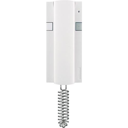 Comelit Intercom understation - til Dørindgang - Hvid - Vægmontering, Desktop, Overflademontering