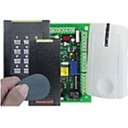 Honeywell Døradgangskontrolpanel - Door - Nærhed - 1000 User(s) - 2 Door(s) - Wiegand - 12 V DC