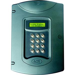 ACT ACTPRO 4000 Kortlæser/tastatur adgangsenhed - Door - Nærhed, Nøglekode - 60000 User(s) - 2 Door(s) - Fast Ethernet - Netværk (RJ-45) - 12 V DC - Overflademontering