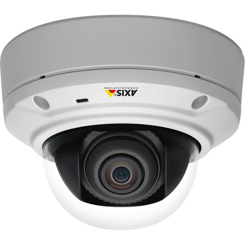 AXIS M3026-VE 3 Megapixel Netværkskamera - Farve, Monokrom - M12-montering - 2048 x 1536 - CMOS - Kabel - Fast Ethernet - Kuppel