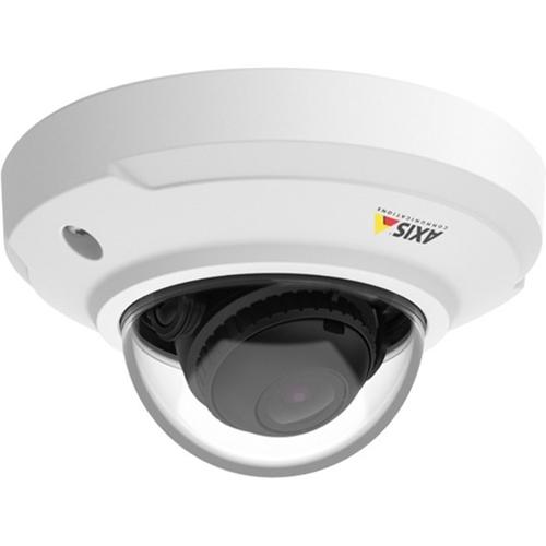 AXIS 2 Megapixel Netværkskamera - Farve - MPEG-4 AVC, Motion JPEG, H.264 - 1920 x 1080 - 2,80 mm - RGB CMOS - Kabel - HDMI - Kuppel