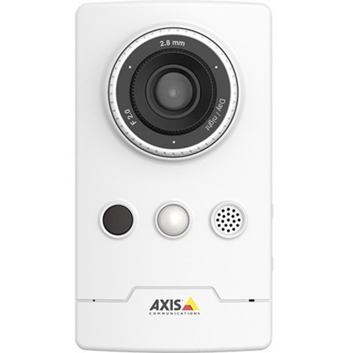 AXIS Companion Netværkskamera - Farve - 1920 x 1080 - Kabel - Kube - Hjørnemontering, Vægmontering