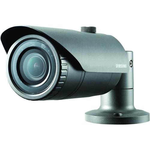 Hanwha WiseNet QNO-7080R 4 Megapixel Netværkskamera - 1 Pakke - Farve, Monokrom - Motion JPEG, H.264, H.265 - 2592 x 1520 - 2,80 mm - 12 mm - 4,3x Optical - CMOS - Kabel