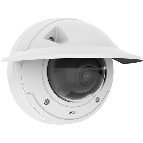 AXIS P3375-VE 2 Megapixel Netværkskamera - Kuppel - H.264 - 1920 x 1080 - 3,3x Optical