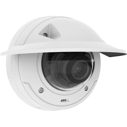 AXIS P3375-LVE Netværkskamera - Farve - H.264 - 1920 x 1080 - 3 mm - 10 mm - 3,3x Optical - Kabel - Kuppel