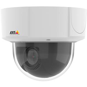 AXIS M5525-E Netværkskamera - Kuppel - MJPEG, H.264, MPEG-4 AVC - 1920 x 1080 - 10x Optical - CMOS - Forsænket montering, Vægmontering, Loftsmontering, Stangmontering, Rækværksmontering, Pendelmontering, Hjørnemontering