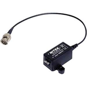 NITEK VB31PT Video Extender modtager - Wired - 1 Input Device - 1 Output Device - 914,40 m Range - Snoet Par - Kategori 5
