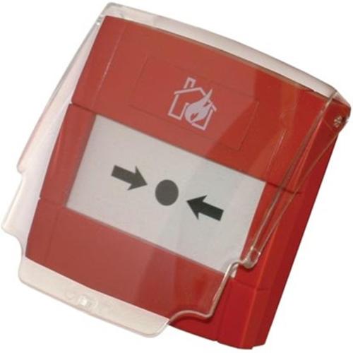 Honeywell PS200 Sikkerhedscover til Alarmtryk - Plastik, Polycarbonate