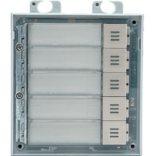 2N Dørstation navneskilt modul til Intercomsystem