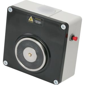 Eaton Elektromagnetisk dørholder - Væg Monterbar, Push knap, Fjederudløser