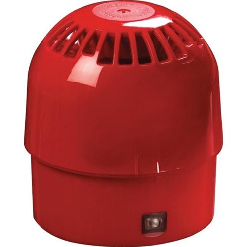 Apollo Security Alarm - 28 V DC - 100 dB(A) - Hørbar - Rød