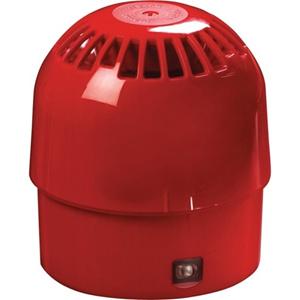 Apollo Security Alarm - 28 V DC - 100 dB(A) - Hørbar - Red