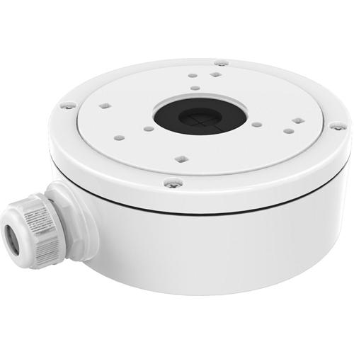 Hikvision DS-1280ZJ-S Mounting Box til Netværkskamera - Hvid - 4,50 kg Bæreevne