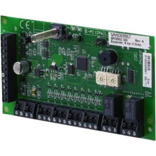 Vanderbilt SPCE652.000 Alarmkontrolpanel udvidelsesmodul - Til Kontrolpanel