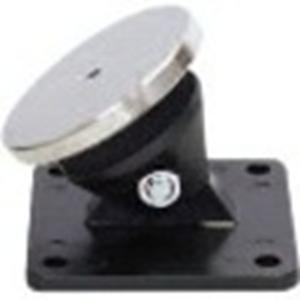 Eaton Elektromagnetisk dørholder - Stål - 48 mm x 65 mm x 65 mm - Black