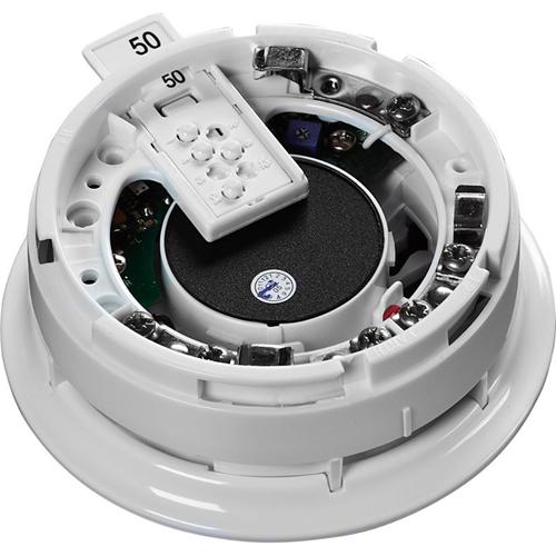 Apollo Security Alarm - Wired - 28 V DC - 85 dB(A) - Hørbar - Hvid