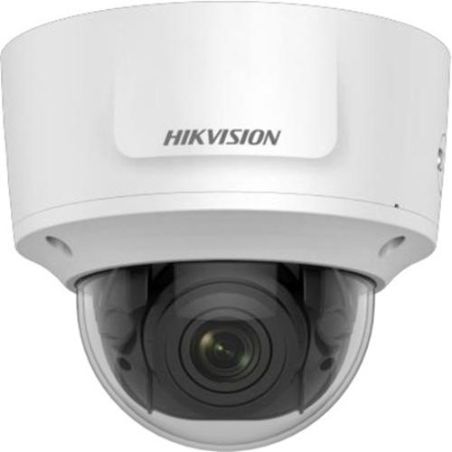 Hikvision DS-2CD2743G0-IZS 4 Megapixel Netværkskamera - Farve - 30 m Night Vision - H.264+, H.264, H.265, H.265+ - 2560 x 1440 - 2,80 mm - 12 mm - 4,3x Optical - CMOS - Kabel - Kuppel - Pendelmontering, Vægmontering, Stangmontering, Hjørnemontering