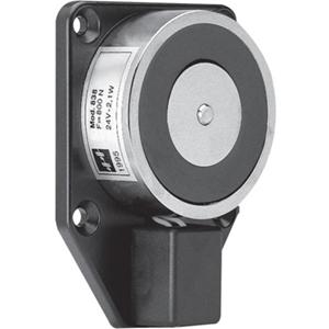 ASSA ABLOY 830-8A Elektromagnetisk dørholder - Magnetisk - 93 mm x 65 mm x 28 mm