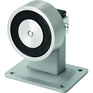 ASSA ABLOY 830-8BWKU Elektromagnetisk dørholder - Push knap, Magnetisk