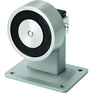 ASSA ABLOY 830-8BWKU Elektromagnetisk dørholder - 60 mm Door Clearance - Magnetisk, Push knap