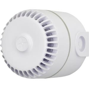 Eaton RoLP Security Alarm - 28 V DC - 102 dB - Hørbar - Hvid