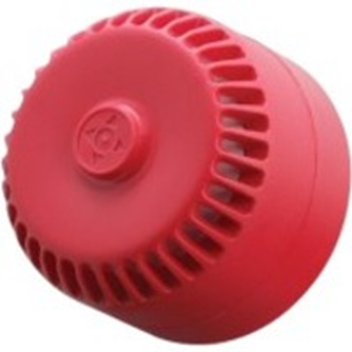 Eaton RoLP Security Alarm - 28 V DC - 102 dB(A) - Hørbar - Red
