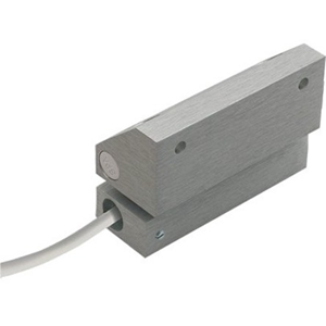 Alarmtech Kabel Magnetkontakt - N.C. - 40 mm Gap - For Door, Port, Window - Overflademontering