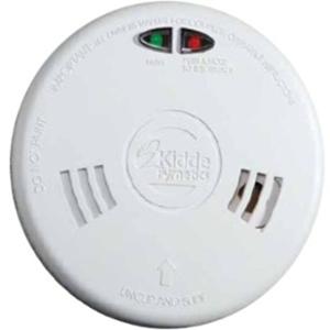 kidde 2SFW - Trådløs - 230 V AC - 85 dB(A) - Hørbar - Grøn, Red, Hvid